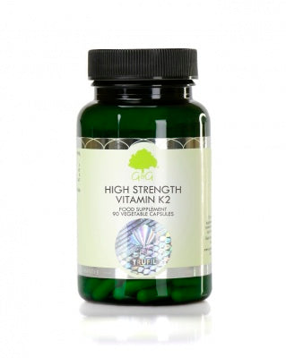 G&G High Strength Vitamin K2 200µg - 90 Capsules