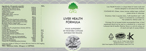Load image into Gallery viewer, G&G Liver Health Formula - 60 Capsules