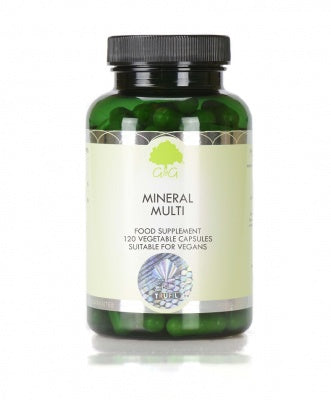 G&G Mineral Multi - 120 Capsules