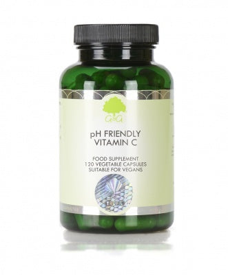 G&G pH Friendly Vitamin C - 120 Capsules