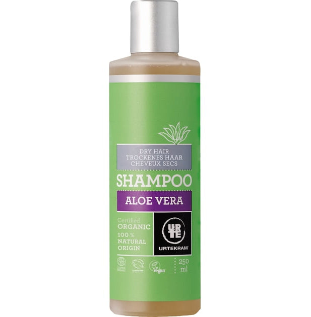 Urtekram Aloe Shampoo for Dry Hair 250ml