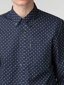 Ben Sherman Classic Long-sleeve Shirt