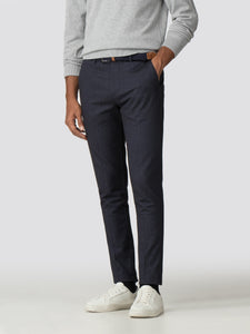 Ben Sherman Herringbone Trousers