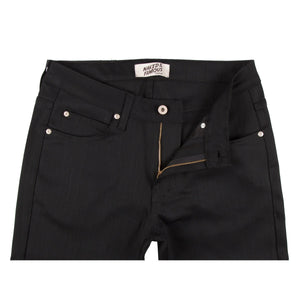 Naked & Famous Skinny Guy Fit Denim - Black Power Stretch