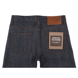 Naked & Famous Super Guy Fit Denim - Stretch Selvedge
