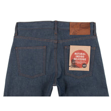Load image into Gallery viewer, Naked & Famous Super Guy Fit Denim - Natural Indigo Selvedge