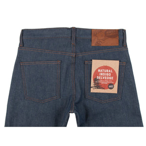 Naked & Famous Super Guy Fit Denim - Natural Indigo Selvedge