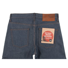 Load image into Gallery viewer, Naked & Famous Skinny Guy Fit Denim - Natural Indigo Selvedge