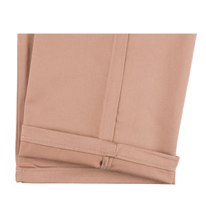 Naked & Famous Slim Chino - Beige Stretch Twill
