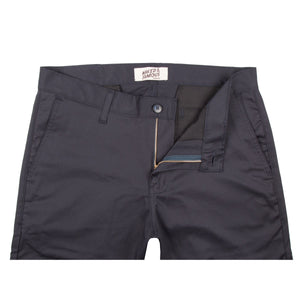 Naked & Famous Slim Chino - Navy Stretch Twill