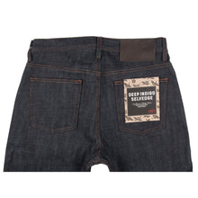 Load image into Gallery viewer, Naked & Famous Weird Guy Fit Denim - Deep Indigo Selvedge