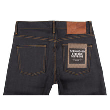 Load image into Gallery viewer, Naked & Famous Skinny Guy Fit Denim - Deep Indigo Stretch Selvedge