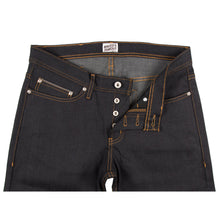 Load image into Gallery viewer, Naked & Famous Weird Guy Fit Denim - Deep Indigo Stretch Selvedge