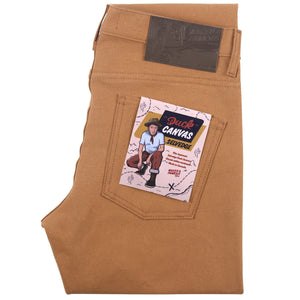 Naked & Famous Super Guy Fit Denim - Duck Canvas Selvedge