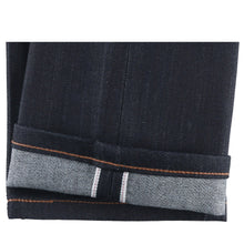 Load image into Gallery viewer, Naked & Famous Super Guy Fit Denim - Nightshade Stretch Selvedge
