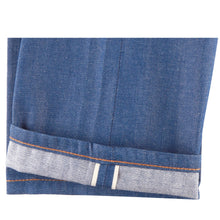 Load image into Gallery viewer, Naked & Famous Super Guy Fit Denim - Clear Blue Selvedge