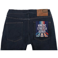 Load image into Gallery viewer, Naked & Famous Super Guy Fit Denim - Kinetic Stretch Denim