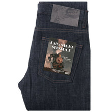 Load image into Gallery viewer, Naked & Famous Super Guy Fit Denim - Day & Night Selvedge