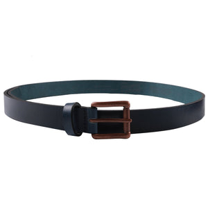 Naked & Famous Buffalo Belt - Indigo