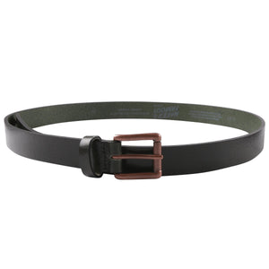 Naked & Famous Buffalo Belt - Forest Green