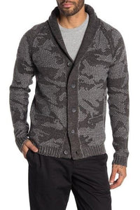 Hedge Knit Cardigan