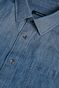 Matinique Dew Structured Denim Shirt