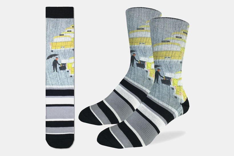 Good Luck Sock - Yellow Taxi Active Fit Sock