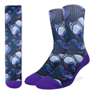 Good Luck Sock - Pigeons Active Fit Sock