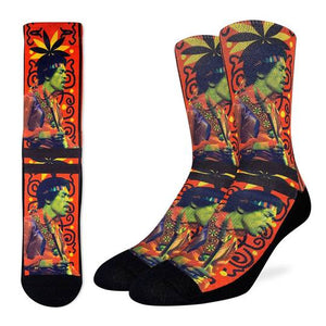 Good Luck Sock - Hendrix Guitar Strap Active Fit Sock