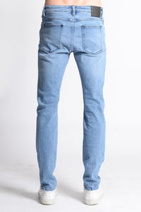 Neuw Lou Slim Fit Denim - Pure Stone