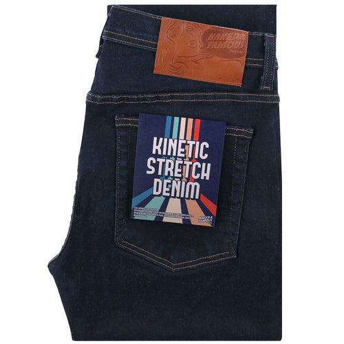 Naked & Famous Weird Guy Fit - Kinetic Stretch Denim