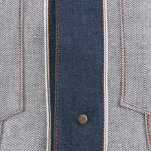 Load image into Gallery viewer, Naked & Famous Denim Jacket - Natural Indigo Selvedge