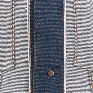 Naked & Famous Denim Jacket - Natural Indigo Selvedge