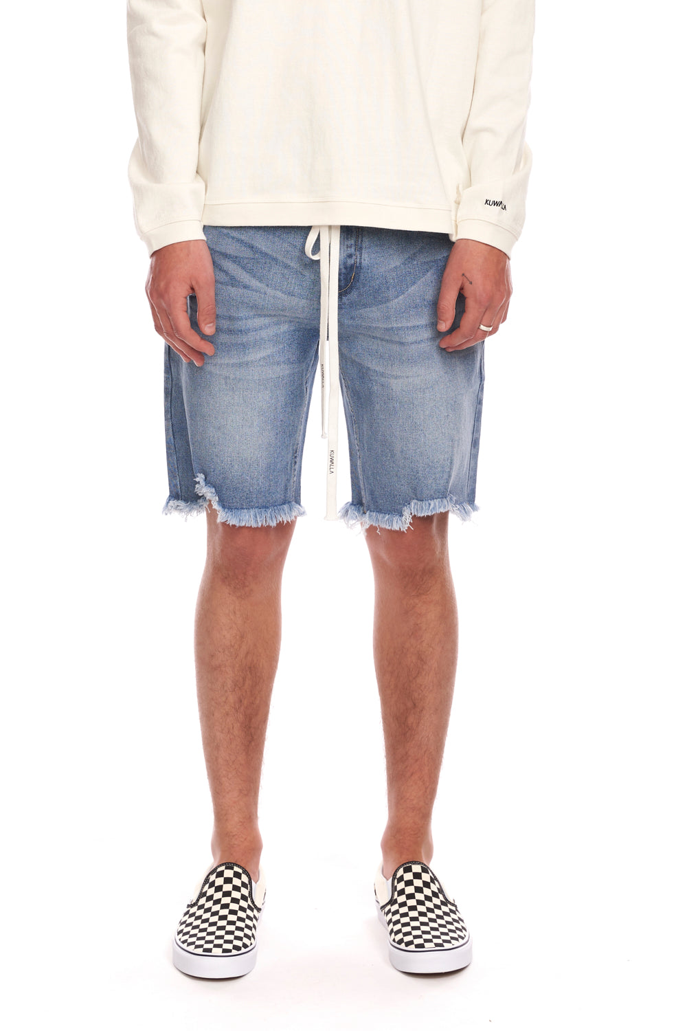Kuwalla Tee - Kamikaze Denim Short 2.0
