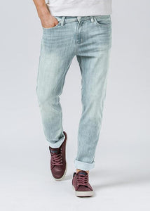 Duer Mens Relaxed Fit Performance Denim - Vintage Tint