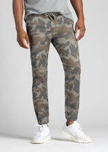 Load image into Gallery viewer, Duer Mens Anti-Spill Live Free Jogger - Camo Civillian