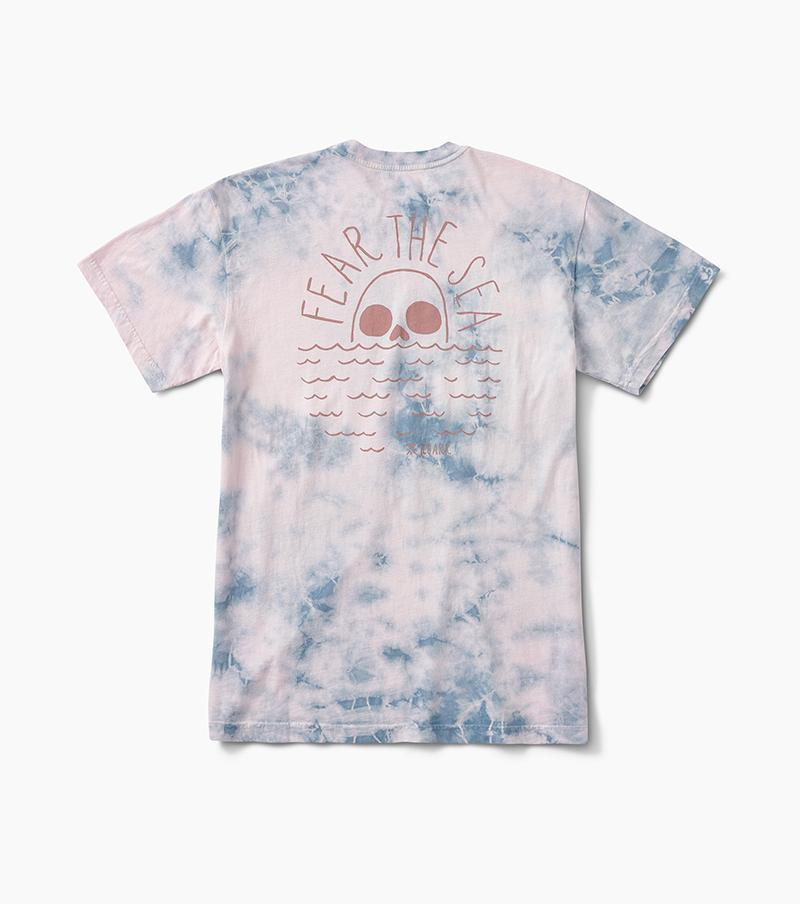 Roark Fear the Sea Tie-Dye Shirt