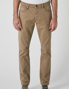 Neuw Ray Tapered Fit Twill Pant - Sandstorm
