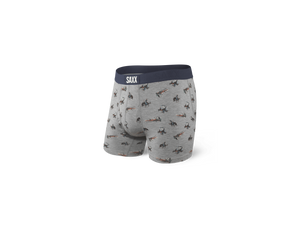 Saxx Ultra Boxer Brief - Grey Pattern