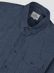 Ben Sherman Chambray Tulip Shirt