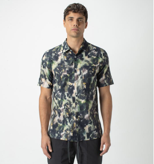 Zanerobe Foliage Short-Sleeve