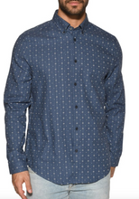 Load image into Gallery viewer, Ben Sherman Chest Panel Dobby Shirt