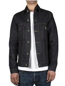 Unbranded 14.5oz Indigo Selvedge Denim Jacket