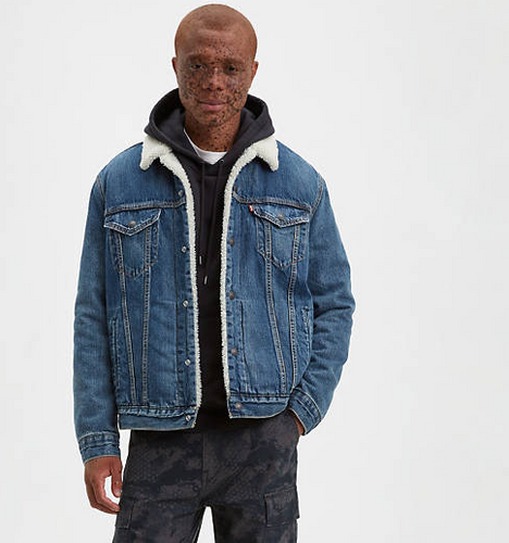 Levis Type 3 Sherpa Jacket