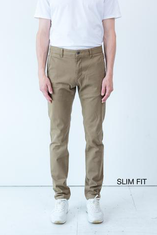Daily Co. Slim Chinos