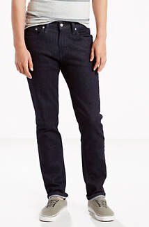Levis Mens 511 Slim Fit Jean - Midnight
