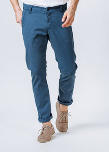 Duer Mens Slim Fit Anti-Spill Chino
