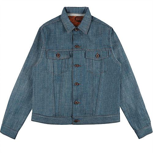 Naked & Famous Denim Jacket - 9oz Antique Selvedge