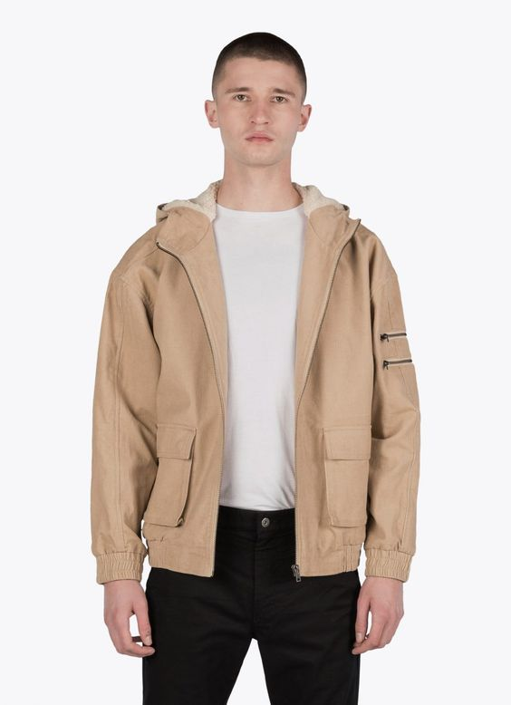 Zanerobe Accord Hood Jacket