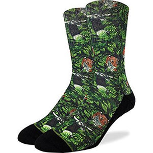 Good Luck Sock - Jungle Active Fit Sock